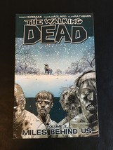 THE WALKING DEAD MILES BEHIND US VOLUME 2 GRAPHIC NOVEL TPB - $11.60