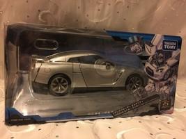 Transformers Alternity Nissan GT-R Convoy A-01 Ultimate Metal Silver Takara - $124.95