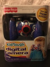 Fisher Price Kid Tough Digital Camera Red White & Blue NEW Kid friendly ... - $72.51