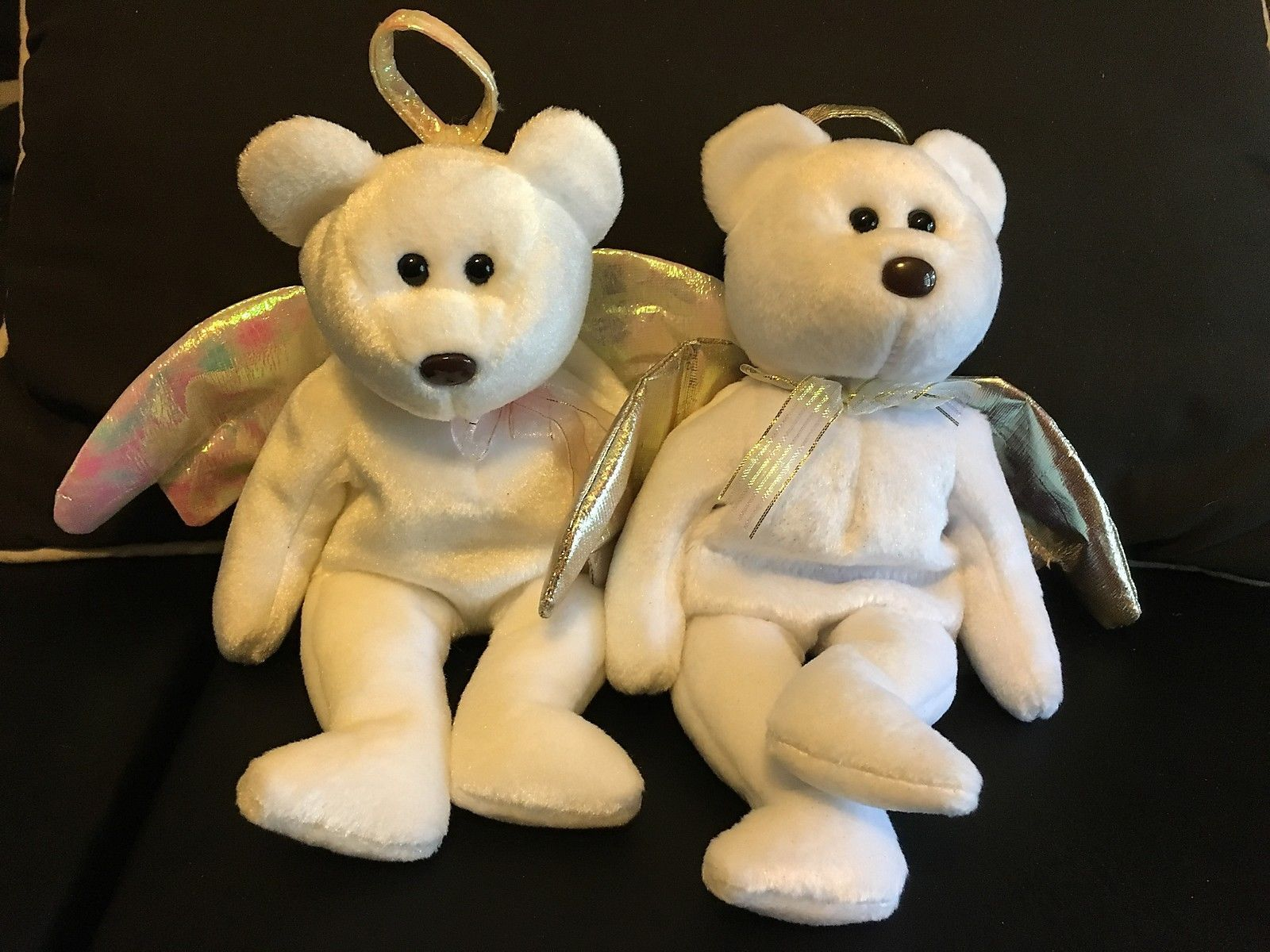 Ty Halo 1   2 Bears Set Of (2) B EAN Ie and 50 similar items b451f133c49c