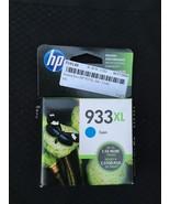 HP 933XL High Capacity Cyan Ink Cartridge CN054AN - $21.24