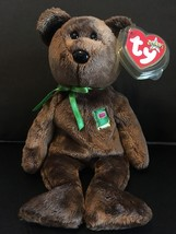 TY BEANIE BABIES WILLIAM THE BEAR CLOSED BOOK VERSION UK EXCLUSIVE  NWT ... - $9.70