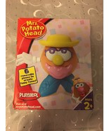 2005 Playskool Mini Mrs. Potato Head C-0010 Yellow Hat Blue Shoes - $12.95