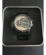 Columbia Waypoint CA002 Men's Compass 100MM WR Anaolog Sport Watch Black... - $224.95