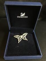 Swarovski Nightingale Butterfly brooch 1082767  - $99.95