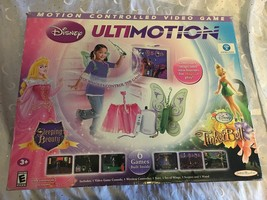 Disney Princess Ultimotion Wireless Motion Controlled Video Game Sleeping Beauty - $58.95