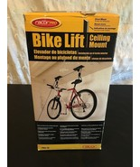 RACOR PRO BIKE LIFT CEILING MOUNT PBH-1R BICYCLE STORAGE NEW IN BOX - $28.98