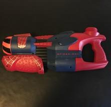 Spiderman 3 Super Soaker Max Infusion Twin Spinning Water Blast Gun - $22.20