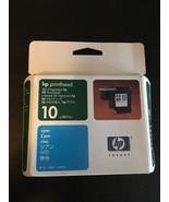 HP 10  Printhead Cyan C4801A  - $11.60