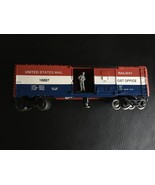 Lionel 6-16687 United States U.S. Operating Mail Car Boxcar Postal Worker - $48.95