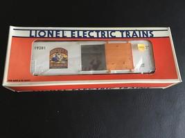 Lionel 6-19281 Mickey's Brand Carrots Hi Cube Boxcar 1996 Disney O Gauge  - $34.95