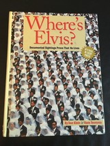 Where's Elvis? / Documented Sightings Prove That He Lives (1997) - $12.55