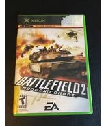 BATTLEFIELD 2 MODERN COMBAT XBOX - $8.75