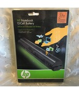 HP NOTEBOOK 12-CELL BATTERY LITHIUM ION EXTENDED LIFE BATTERY PAVILION D... - $95.79