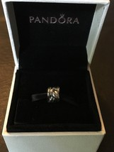 GENUINE PANDORA SILVER FORGET ME KNOT BEAD CHARM #790484 *NEW* - $24.14