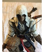 ASSASSIN'S CREED III 3 LIMITED EDITION CONNOR FIGURE STATUE UBISOFT 2012 - $38.65