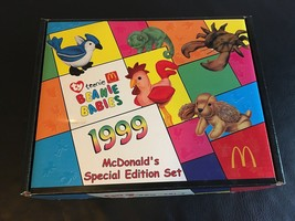 TY TEENIE BEANIE BABIES 1999 MCDONALD'S SPECIAL EDITION BOXED SET - $19.95