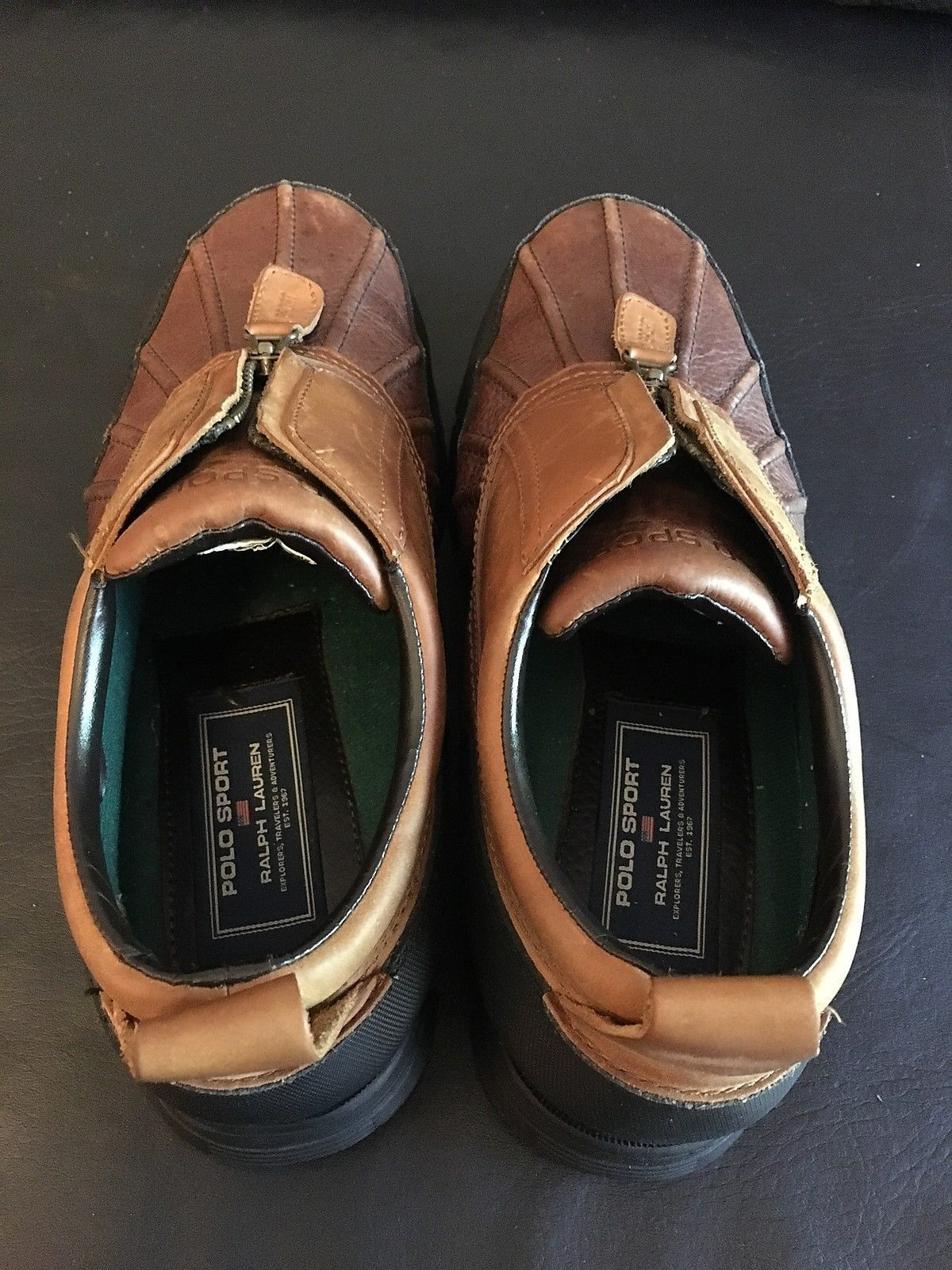 Ralph Lauren Shoes Review