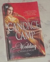 The Wedding Challenge (Matchmakers) by Candace Camp (2008 Paperback) Goo... - $1.99