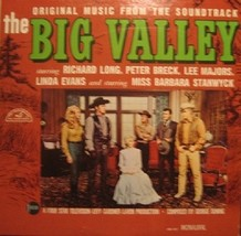 Big Valley,The - Soundtrack/Score Vinyl LP ( Ex Cond.) - $73.80