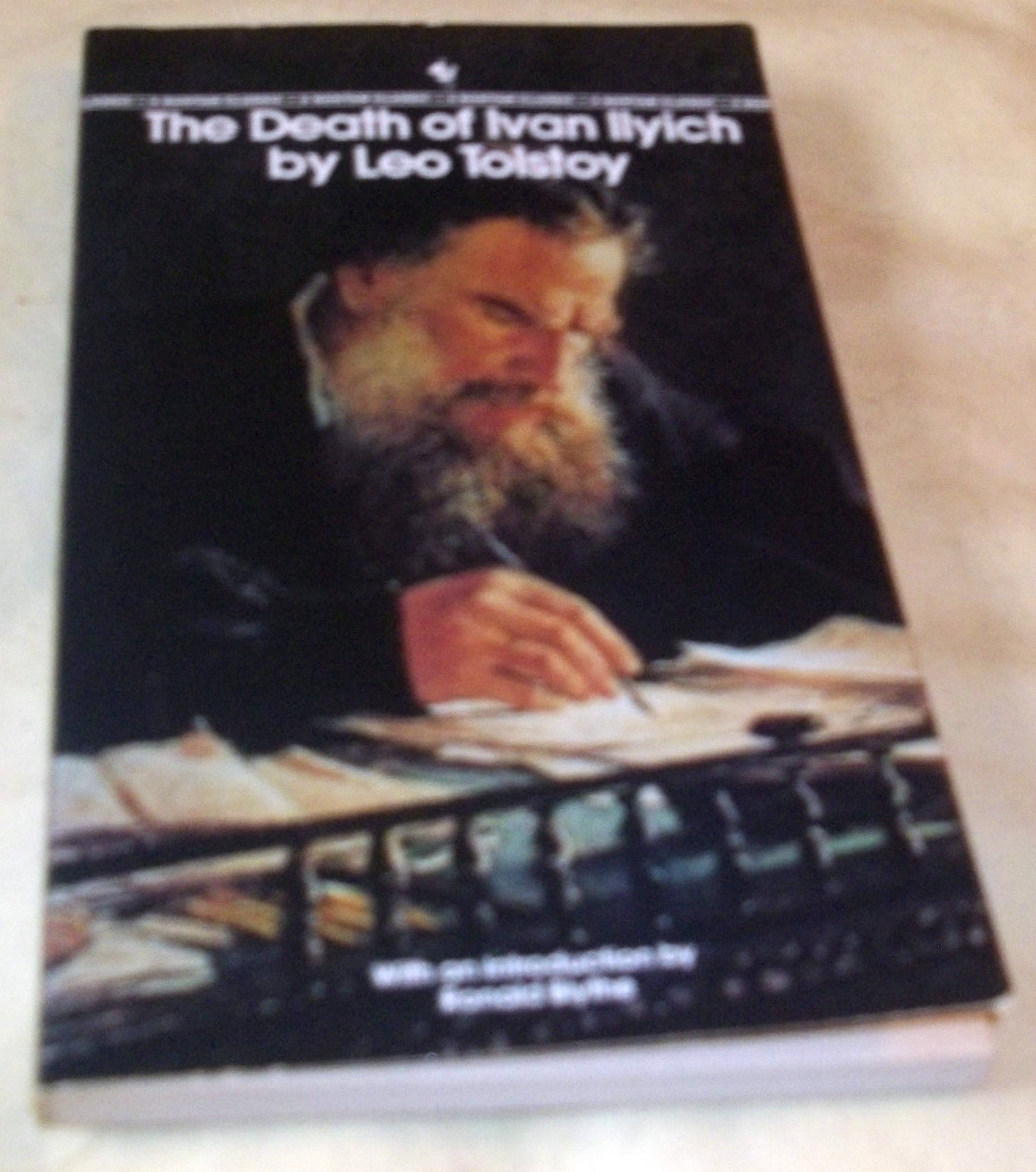 the romanticization of gerasims lower class in the death of ivan ilych a novella by leo tolstoy Leo tolstoy essay examples  the romanticization of gerasim's lower class in the death of ivan ilych, a novella by leo tolstoy.