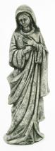 Madonna Ornamental Concrete Statue  - $49.00