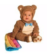 Teddy Bear Infant Toddler Halloween Costume 0-6 6-12 12-18 months sizes - €22,81 EUR+