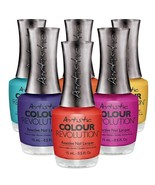 Artistic Nail Design Colour Revolution Polish 5 Pack! .5 Oz Each - Brand... - $16.02