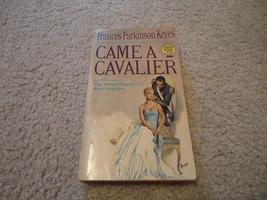 BOOK Frances Parkinson Keyes 'Came a Cavalier' Crest paperback m525 fict... - $3.99