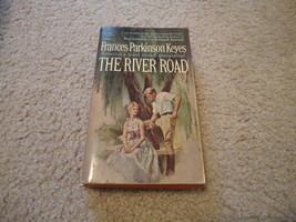 BOOK Frances Parkinson Keyes 'The River Road' 1964 Crest PB paperback fi... - $1.99