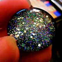 Enchanted Galaxy Stone Powerful Good Luck Charm - $20.00