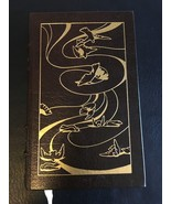EASTON PRESS THE POISON BELT ARTHUR CONAN DOYLE LEATHER SCIFI NEW - $57.03