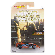 Mattel Exclusive Hot Wheels 2015 1:64 Die Cast Car Disney STAR WARS BESP... - €12,79 EUR
