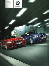 2006 BMW Z4 M coupe roadster sales brochure catalog US 06 - $12.00