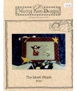 Waxing Moon Designs Cross Stitch Pattern sample item
