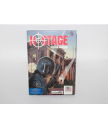 Hostage Rescue Mission game IMB PC DOS Tandy Atari 1989 - $59.40