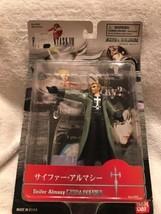 BAN DAI Final Fantasy VIII Seifer Almasy Extra Soldier NIB - $19.64