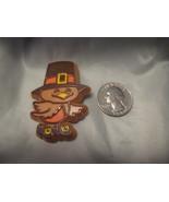 Hallmark Thanksgiving Pilgrim Chick Pin - $5.50