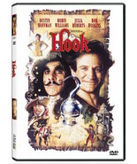 HOOK DVD - SINGLE DISC EDITION - NEW UNOPENED - ROBIN WILLIAMS - $10.99