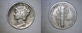 1943-S Mercury Dime Silver - $6.99
