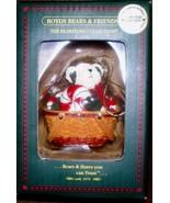 "Boyds Longaberger Ornament ""Flurrie Frostbeary"" #25704LB- LE -NIB- Retired - $36.99"