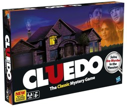 Hasbro Cluedo Classic Mystery Board Game New Childrens Family Gift - $24.77