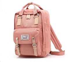 Brand Teenage Backpacks Waterproof Backpack Travel Bag Women Large Capacity - $44.48 CAD