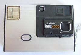 Kodak Disc 4000 1980s Camera Made in the USA  - $15.00