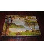 Vintage 1800 Piece Jigsaw Puzzle Complete Westfield 4276 Beach Coastal L... - $15.83