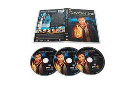 Constantine The Complete First Season 1 DVD Box Set 3 Disc Free Shipping - $29.50