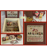 CLEARANCE Christmas Eve Box & Accessories cross... - $16.50