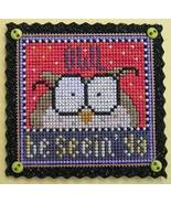 CLEARANCE Owl Be Seein Ya LIMITED EDITION Kit c... - $9.00