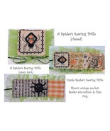 CLEARANCE Spiders Sewing Trifle LIMITED EDITION... - $10.50