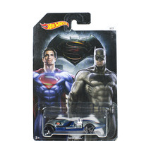 NEW Exclusive  Hot Wheels 1:64 Die Cast Car DC  Batman Superman TWIN MIL... - €12,79 EUR